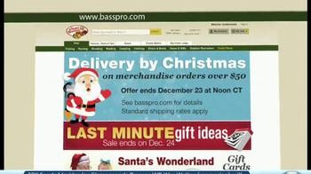 Bass Pro Shops Last Minute Sale TV Spot - Thumbnail 8