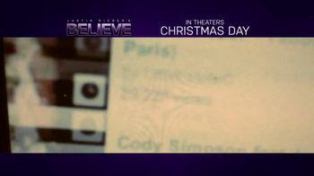 Justin Bieber's Believe - Alternate Trailer 4
