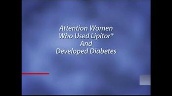 Lipitor Warning TV Spot, 'Type 2 Diabetes Alert' - Thumbnail 1