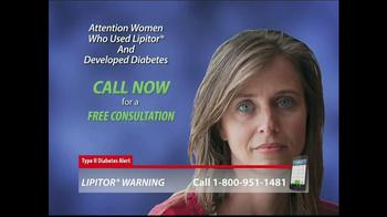 Lipitor Warning TV Spot, 'Type 2 Diabetes Alert' - Thumbnail 3