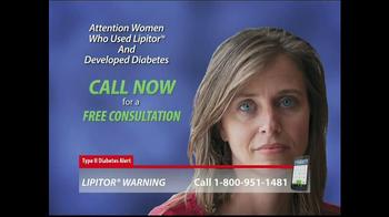 Lipitor Warning TV Spot, 'Type 2 Diabetes Alert' - Thumbnail 4