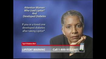 Lipitor Warning TV Spot, 'Type 2 Diabetes Alert' - Thumbnail 7