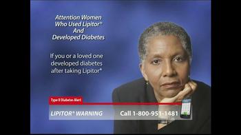 Lipitor Warning TV Spot, 'Type 2 Diabetes Alert' - Thumbnail 8