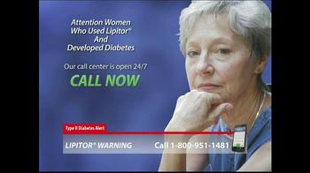 Lipitor Warning TV Spot, 'Type 2 Diabetes Alert' - Thumbnail 9