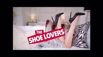 DSW Black Friday Sale TV Spot, 'Shoe Lovers' - Thumbnail 1