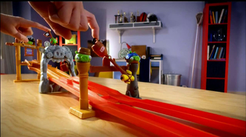 Angry Birds Telepods Go Ramp TV Spot, 'Are You In?' - Thumbnail 7