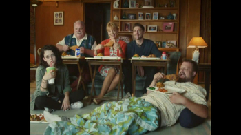 Pepcid Complete TV Spot, 'Burns Family Thanksgiving: Recipe for Heartburn?' - Thumbnail 10