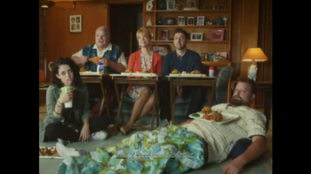 Pepcid Complete TV Spot, 'Burns Family Thanksgiving: Recipe for Heartburn?' - Thumbnail 2