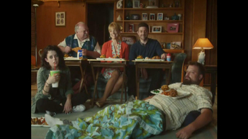 Pepcid Complete TV Spot, 'Burns Family Thanksgiving: Recipe for Heartburn?' - Thumbnail 5