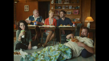 Pepcid Complete TV Spot, 'Burns Family Thanksgiving: Recipe for Heartburn?' - Thumbnail 8