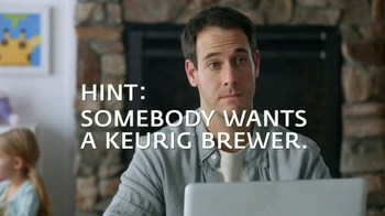 Keurig TV Spot, 'Hint: Doll' - 151 commercial airings