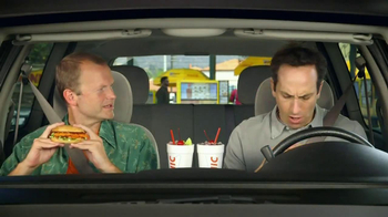 Sonic Drive-In Spicy Chicken Sandwiches TV Spot, 'Flavor Roller Coaster' - Thumbnail 2