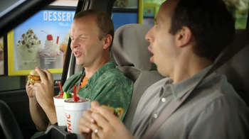 Sonic Drive-In Spicy Chicken Sandwiches TV Spot, 'Flavor Roller Coaster' - Thumbnail 3