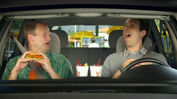 Sonic Drive-In Spicy Chicken Sandwiches TV Spot, 'Flavor Roller Coaster' - Thumbnail 4