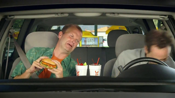 Sonic Drive-In Spicy Chicken Sandwiches TV Spot, 'Flavor Roller Coaster' - Thumbnail 6