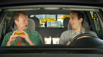 Sonic Drive-In Spicy Chicken Sandwiches TV Spot, 'Flavor Roller Coaster' - Thumbnail 8