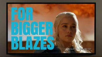 Google Chromecast TV Spot, 'For Bigger Blazes'