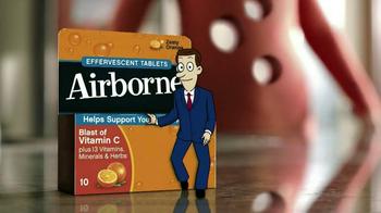 Airborne TV Spot, 'Holes' - Thumbnail 3