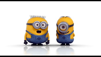 Despicable Me 2 Blu-ray and DVD TV Spot - Thumbnail 3