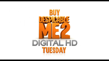 Despicable Me 2 Blu-ray and DVD TV Spot - Thumbnail 5