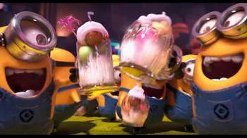 Despicable Me 2 Blu-ray and DVD TV Spot - Thumbnail 6