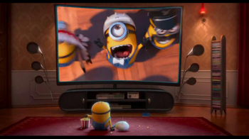 Despicable Me 2 Blu-ray and DVD TV Spot - 4205 commercial airings