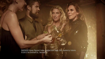 Smirnoff Wild Honey Vodka TV Spot, Song by Problem Child - 460 commercial airings