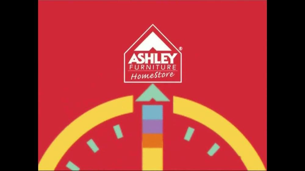 Ashley Furniture Homestore Black Friday TV Commercial, U0027Beat The Clocku0027    ISpot.tv