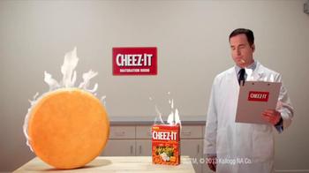Cheez-It Hot & Spicy TV Spot, 'Fire' - Thumbnail 7