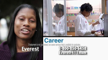 Everest College TV Spot, 'Nickea's Story' - Thumbnail 6