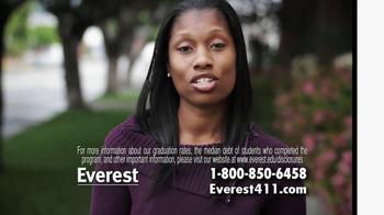 Everest College TV Spot, 'Nickea's Story'