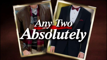 JoS. A. Bank TV Spot, 'Buy One, Get Three Free: Suits and Sports Coats' - Thumbnail 9