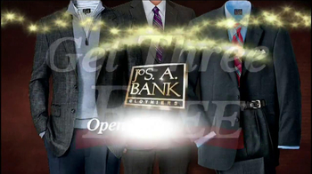 JoS. A. Bank TV Spot, 'Buy One, Get Three Free: Suits and Sports Coats' - Thumbnail 2