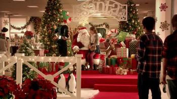 Ford Dream Big Sales Event TV Spot, 'Santa' - 1077 commercial airings