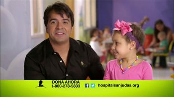 St. Jude Children's Research Hospital TV Spot Con Luis Fonsi [Spanish] - 28 commercial airings