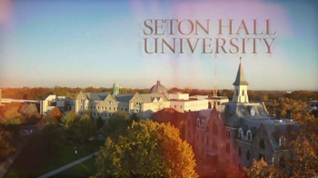 Seton Hall University TV Spot, 'Where Leaders Learn' - Thumbnail 1