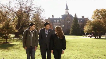 Seton Hall University TV Spot, 'Where Leaders Learn' - Thumbnail 9