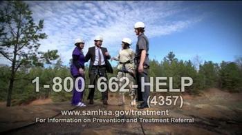 SAMHSA TV Spot, 'Climbing' - Thumbnail 10