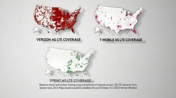Verizon TV Spot, 'Holiday Coverage Map' - Thumbnail 9