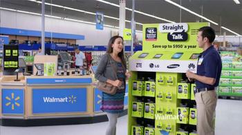 Walmart TV Spot, 'Straight Talk Wireless' Con José José [Spanish] - Thumbnail 1