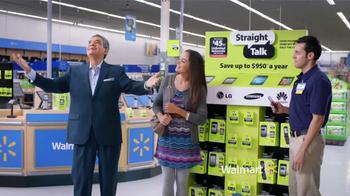 Walmart TV Spot, 'Straight Talk Wireless' Con José José [Spanish] - Thumbnail 6