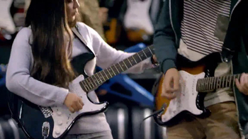 Guitar Center Holiday Sale TV Spot, 'Air Guitar - Thumbnail 10