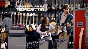 Guitar Center Holiday Sale TV Spot, 'Air Guitar - Thumbnail 7