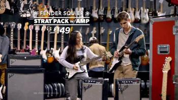 Guitar Center Holiday Sale TV Spot, 'Air Guitar - Thumbnail 8
