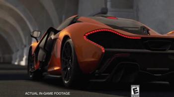 Forza Motorsport 5 TV Spot, 'Reviews' - Thumbnail 1