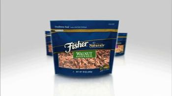 Fisher Nuts Pecan Halves TV Spot - Thumbnail 1