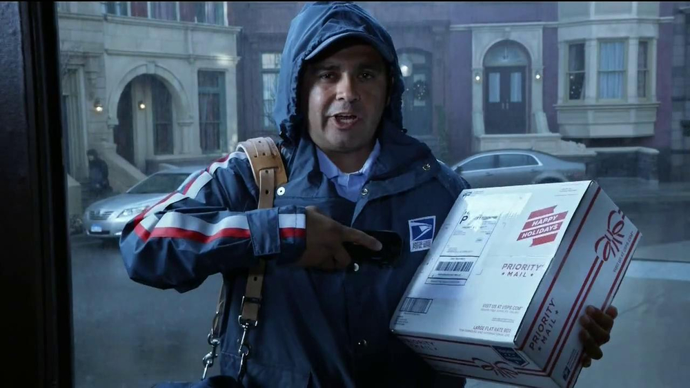 USPS Priority Mail Flat-Rate Boxes TV Commercial, 'Whatever it Takes: Part 2'