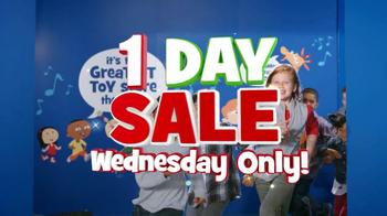 Toys R Us 1-Day Sale TV Spot - Thumbnail 2