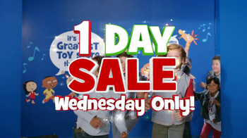 Toys R Us 1-Day Sale TV Spot - Thumbnail 3