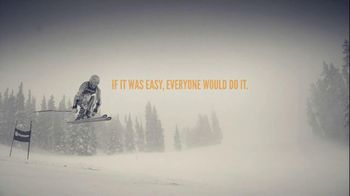 Putnam Investments TV Spot, 'If It was Easy' Featuring Ted Ligety - 2 commercial airings